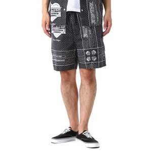 Carhartt カーハート SJ BANDANA FLOAT SWIM TRUNK Slam Ja...