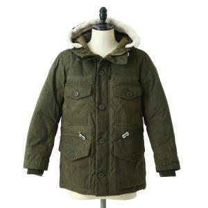 【10倍】snow peak [スノーピーク] / Waxed Down Jacket (スノーピーク ダウンジャケット アウター) JK-16AU112