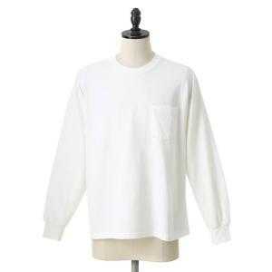 KAPTAIN SUNSHINE [キャプテンサンシャイン] / West Coast Long Sleeved Tee (ロングスリーブティー ロンティー Tシャツ メンズ) KS8SCS04|arknets