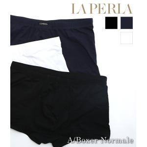 LA PERLA (NERO PERLA) [ ラ ペルラ (ネロ ペルラ) ] / A/Boxer Normale / 全3色 (ボクサー パンツ 下着 アンダーウェア メンズ) LPDCFIP013812|arknets