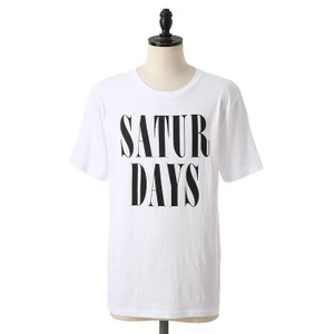 SATURDAYS SURF NYC (サタデーズサーフ NYC) / Herb Stacked T-SHIRTS / 全3色 (T-シャツ カットソー 半袖) M11611HS46|arknets