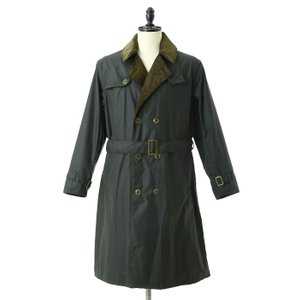 Barbour(バブアー) / Wax Trench Coat (ワックストレンチコート バブアー コート ジャケット オイル) MWX1014-01 arknets