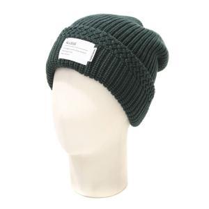 SEASONING [シーズニング] / ALLEGE x SEASONING KNIT CAP (アレッジ シーズニングニットキャップ キャップ 帽子) SE17W-AC04|arknets