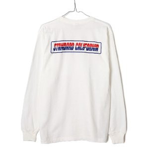 STANDARD CALIFORNIA / SD LOGO POCKET L/S ARK LIMITED (スタカリ Tシャツ カットソー 半袖 ARKnets限定 Re.Ark リアーク) TSOLB073-re|arknets