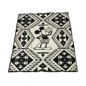 PENDLETON(ペンドルトン) / Mickey's Salute Robe (Napped)ブランケット (生活雑貨 インテリア ブランケット ミッキー ディズニー) ZK930 arknets