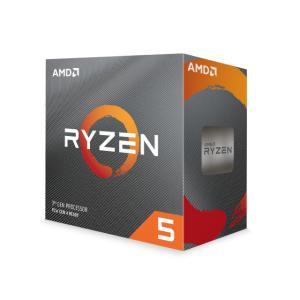 AMD Ryzen 5 3600 BOX Socket AM4 / 6コア12スレッド / 3.6G...
