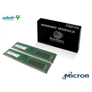 SanMax SMD4-U16G48M-32AA-D 288pin DDR4-3200 CL22 1...