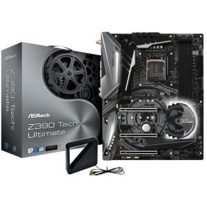 ASRock Z390 Taichi Ultimate LGA1151対応 intel Z390チッ...