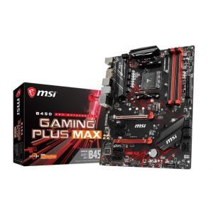MSI B450 GAMING PLUS MAX Socket AM4対応 AMD B450チップセ...