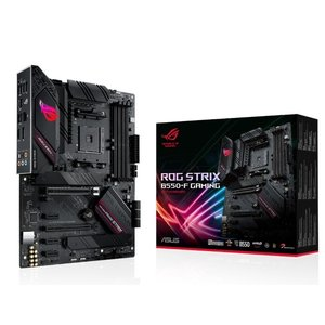 ASUS ROG STRIX B550-F GAMING Socket AM4対応 AMD B550チップセット搭載ATXマザーボード
