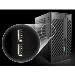 ASRock DESKMINI 2XUSB2.0 CABLE DeskMini用 USB2.0ポート追加ケーブル