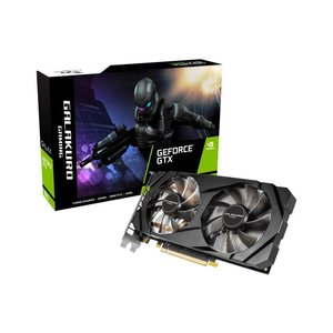 玄人志向 GG-GTX1660-E6GB/DF GEFORCE GTX 1660 6GB 192-b...