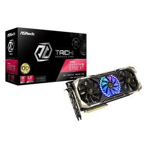 ASRock Radeon RX 5700 XT Taichi X 8G OC+ RADEON RX...