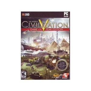 Sid Meier's Civilization V: Game of the Year Edition 輸入(英語)版