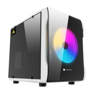 PCケース ice Micro-ATX Mini-ITX 対応PCケース キューブ型PCケース|arlife