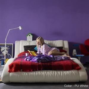 ベッド ローベッド キング すのこベッド ベッドフレーム ベット キングサイズ モダン デザイナーズ 北欧 カフェ|armonia|02