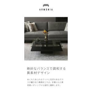 テーブル ローテーブル センターテーブル ガラステーブル シンプル 北欧 カフェ|armonia|05
