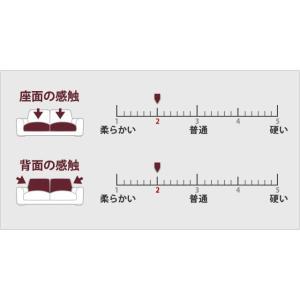 ソファ ソファー 3人掛け 3人用 ローソファ デザイナーズ オットマン モダン armonia 05