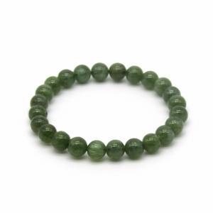 グリーンアパタイト  ブレスレット 約7mm|arnavgems