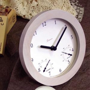 置時計 湿度計 おしゃれ 温度計 北欧 カフェ 雑貨 プレゼント ミニヨン Mignon PC07-08|arne-rack