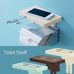 like-it/ライクイット Toilet Shelf トイレットシェルフ SS-11L ペーパーホルダーラック/追加棚/増設棚/トイレ/サニタリーの商品画像|ナビ
