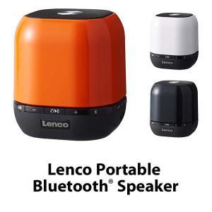 ブルートゥース ワイヤレススピーカー BTS-110 LENCO ポータブル Bluetooth スピーカー arne-rack