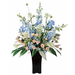 造花 スイートブルー 光触媒 観葉植物 インテリア 人気 おしゃれ 造花 アートフラワー ギフト 花|arne-rack