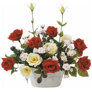 造花 パワーレッド 光触媒 観葉植物 インテリア 人気 おしゃれ 造花 アートフラワー ギフト 花|arne-rack