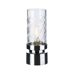 ランプ オイルランプ インテリア 照明 OL-870-107KC Stainless 矢来カット|arne-rack