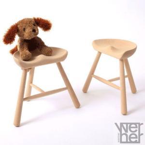 シューメーカーチェア デザイナーズ 家具 キッズチェア スツール ダイニング 北欧 木製 Shoemaker Chair No.27|arne-rack