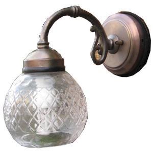 エクステリアランプ アンティークテイスト エクステリアライト FC-WO436A 091 照明 ポーチライト エクステリア照明 ヨーロピアン レトロ|arne-rack