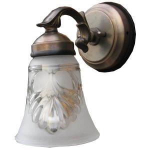 エクステリアランプ アンティークテイスト エクステリアライト FC-WO586A 0906 照明 ポーチライト エクステリア照明 ヨーロピアン レトロ|arne-rack