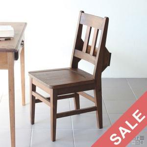 ダイニングチェア アンティーク 食卓チェア 木製 ナチュラル家具 new arcII チャーチチェア|arne-sofa