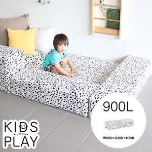 プレイマット キッズコーナー キッズスペース ブロック 商業施設 防汚 日本製 単品 kids play 900L チャッピー ダルメシアン柄|arne-sofa