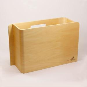 マガジンラック 木製 雑誌 収納 ボックス おしゃれ インテリア ブックラック 北欧 ナチュラル YK12-010 アルファー magazine|arne-sofa