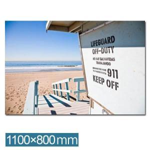 フォトパネル リゾート風 インテリア  アートパネル アートフレーム フォトアート パネル IAP51283 Lifeguard Station