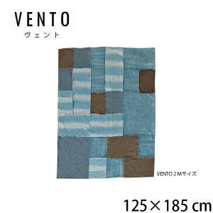 マルチカバー ソファカバー デニム インテリア ヴィンテージ 長方形 VENTO ヴェント マルチカバー vento2 約125×185cm M arne-sofa