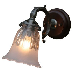 ウォールランプ ブラケット アンティーク 間接照明 おしゃれ1灯 FC-WW530A 1821|arne-sofa