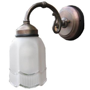 エクステリアランプ アンティークテイスト エクステリアライト FC-WO436A 0904 照明 ポーチライト エクステリア照明 ヨーロピアン レトロ|arne-sofa