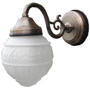 エクステリアランプ アンティークテイスト エクステリアライト FC-WO855A 4825 照明 ポーチライト エクステリア照明 ヨーロピアン レトロ|arne-sofa