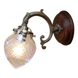ブラケット 照明 アンティーク調 レトロ FC-WW530A 336 ウォールランプ サンヨウ|arne-sofa