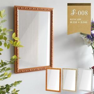 壁掛け鏡 鏡 ミラー 壁掛けミラー アンティーク ゴールド ウォールミラー おしゃれ 日本製|arne