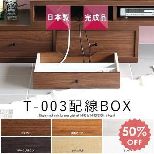 配線 収納 隠し コード コードボックス ケーブルボックス new T-003配線BOX 隠す収納 ...