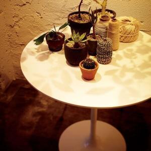 ダイニングテーブル 食卓テーブル 丸テーブル 円形 モダン シンプル 幅80cm リビングテーブル UC table(UC テーブル)|arne