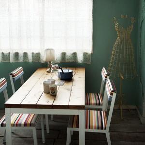 ダイニングテーブル 北欧 無垢材 カフェ ミッドセンチュリー リビングテーブル 木 西海岸 家具 SWITCH|arne