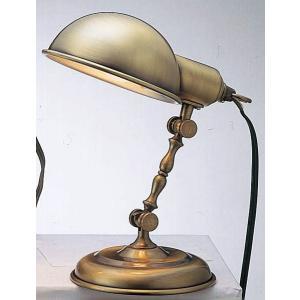 アンティーク調 テーブルランプ 卓上照明 テーブルライト LT-2103 CLASSIC ゴールド|arne