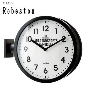 掛け時計 壁掛け時計 置き時計 両面時計 おしゃれ 送料無料 かわいい アンティーク シンプル レトロ インテリア スイープムーブメント プレゼント 新築祝い|arne
