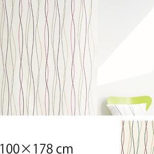 カーテン 北欧  おしゃれ カフェ インテリア ナチュラル柄 巾100×178cm クォーターリポート QUARTER REPORT arne