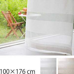 レースカーテン Vera(ヴェラ) 100×176cm 2枚入り サイズ:幅1000 高さ1760 ...