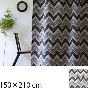 ドレープカーテン おしゃれ Saana サーナ 150×210cm 日本製 既製 カーテン 北欧 幾...